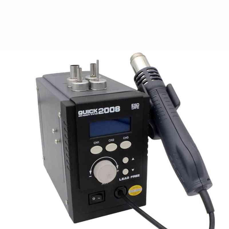 Rework Station For Phone Repairing Hot Air Gun