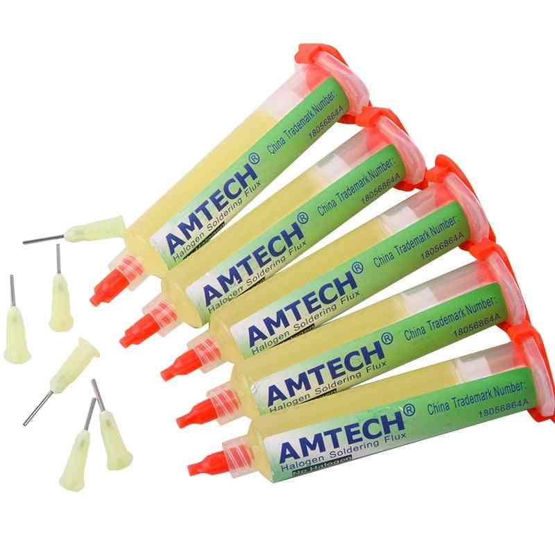 100% Original Amtech Nc-559-asm Bga Pcb No-clean Solder Paste