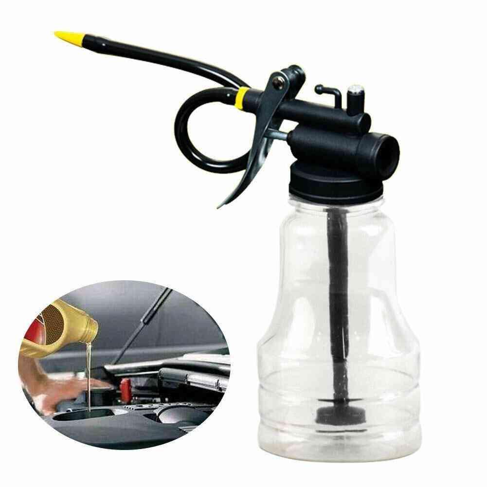 250ml- Paint Spray Gun, Oil Pump Cans, Oiler Hose, Machine Hand Tool