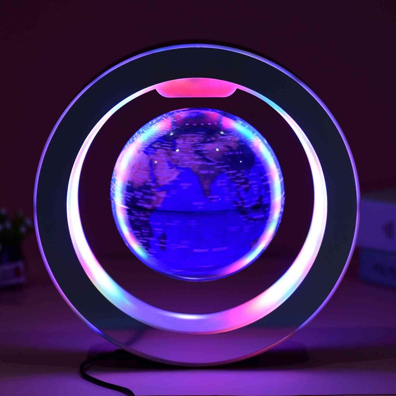 Magnetic Levitation Floating Globe Anti Gravity Rotating Earth Ball