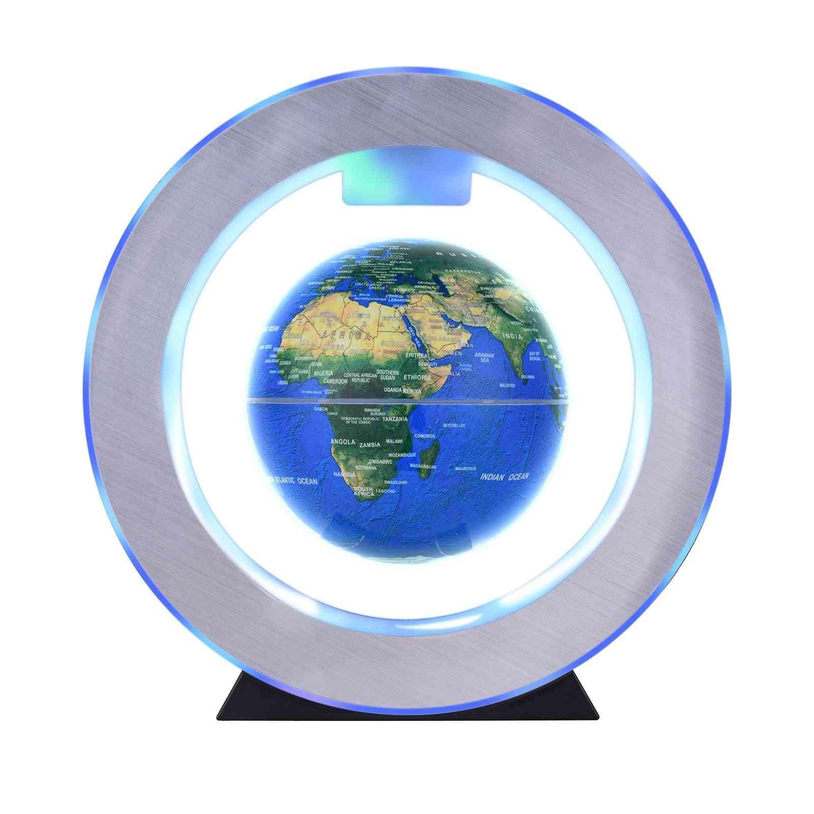 Magnetic Leviation Floating Globe Anti Gravity Rotating Earth Ball