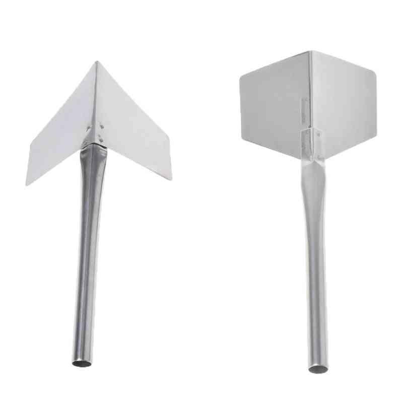 Stainless Steel Garden Metal Handle