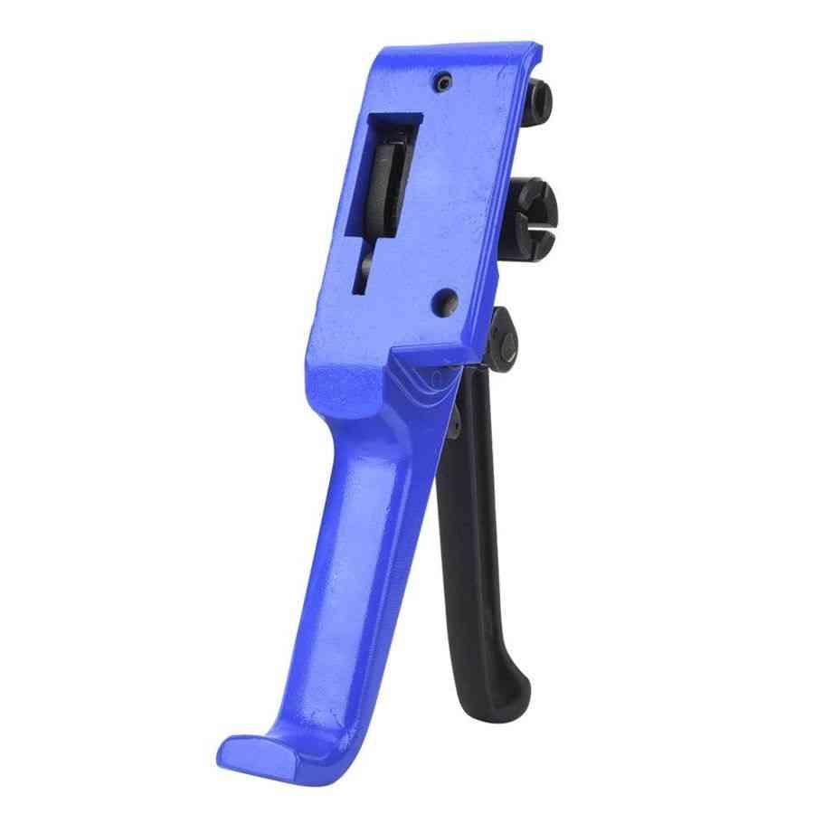 Manual Pet Pp Plastic Steel Tensioner & Sealer Strapping Tool