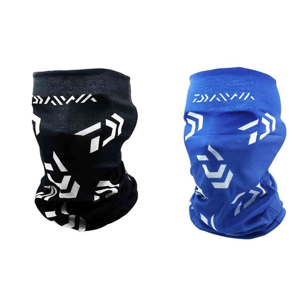 Polyester, Windproof, Sunscreen Summer Magic Scarf, Anti Mosquito, Outdoor For Cycling, Climbing, Fishing Tools