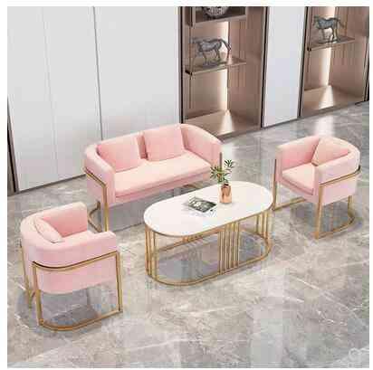 Online Celebrity Cafe Milk Tea Shop Table, Chair