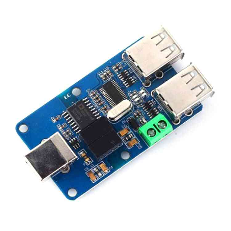 Usb To Usb Voltage Isolator Module Support 12mbps 1.5mbps