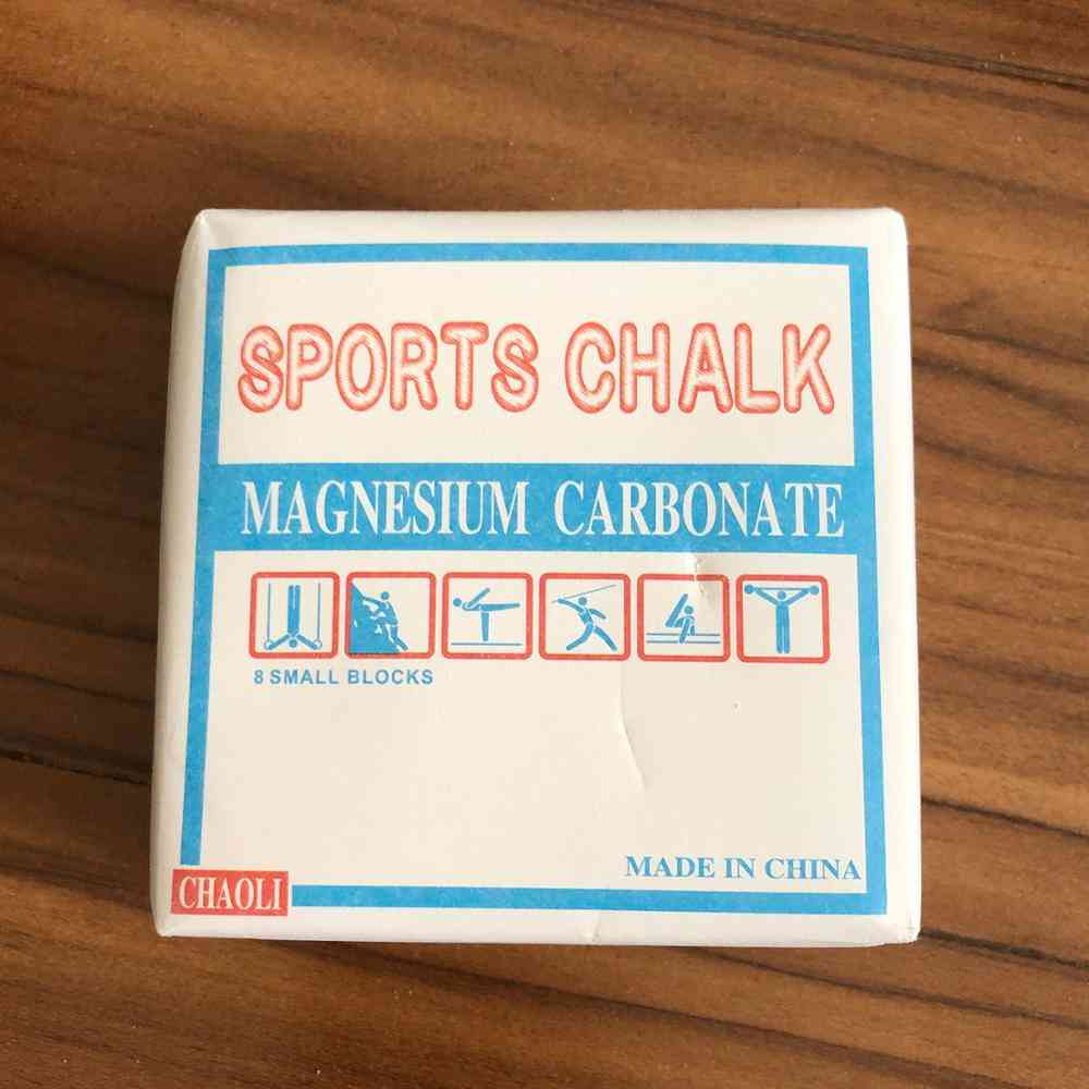 One Piece Weight Lifting Sports Chalk, Magnesium Powder, Gymnastic Sport Climbing Gym Brick, Barbell Fitness Training