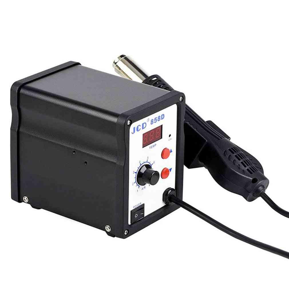 Bk-858d Smd Brushless Heat Gun Hot Air Rework Soldering Station