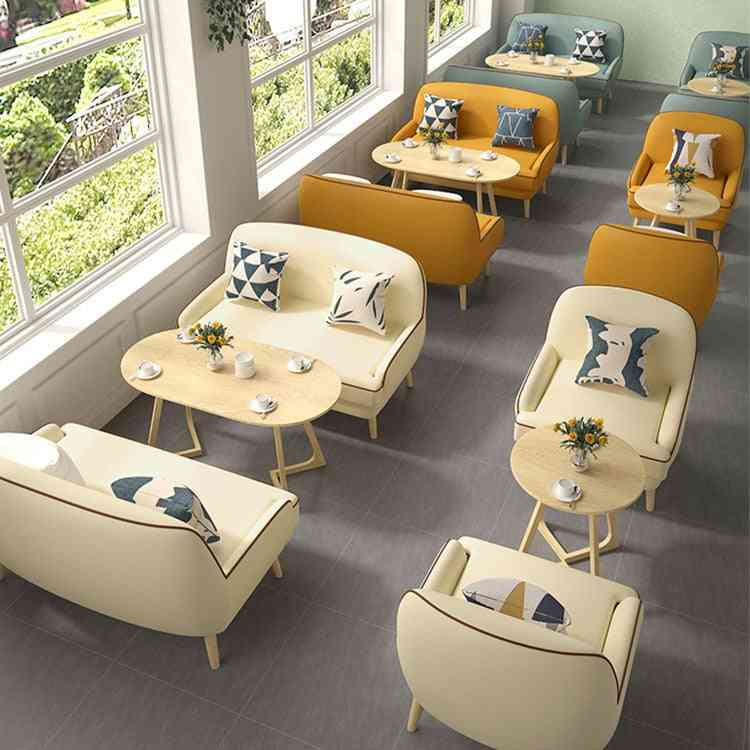 Fresh Sofa Casual Simple Table And Chair Combination Furniture