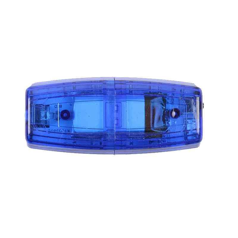 Led Flashing Shoulder Lamp Light Alarm Patrol Warning