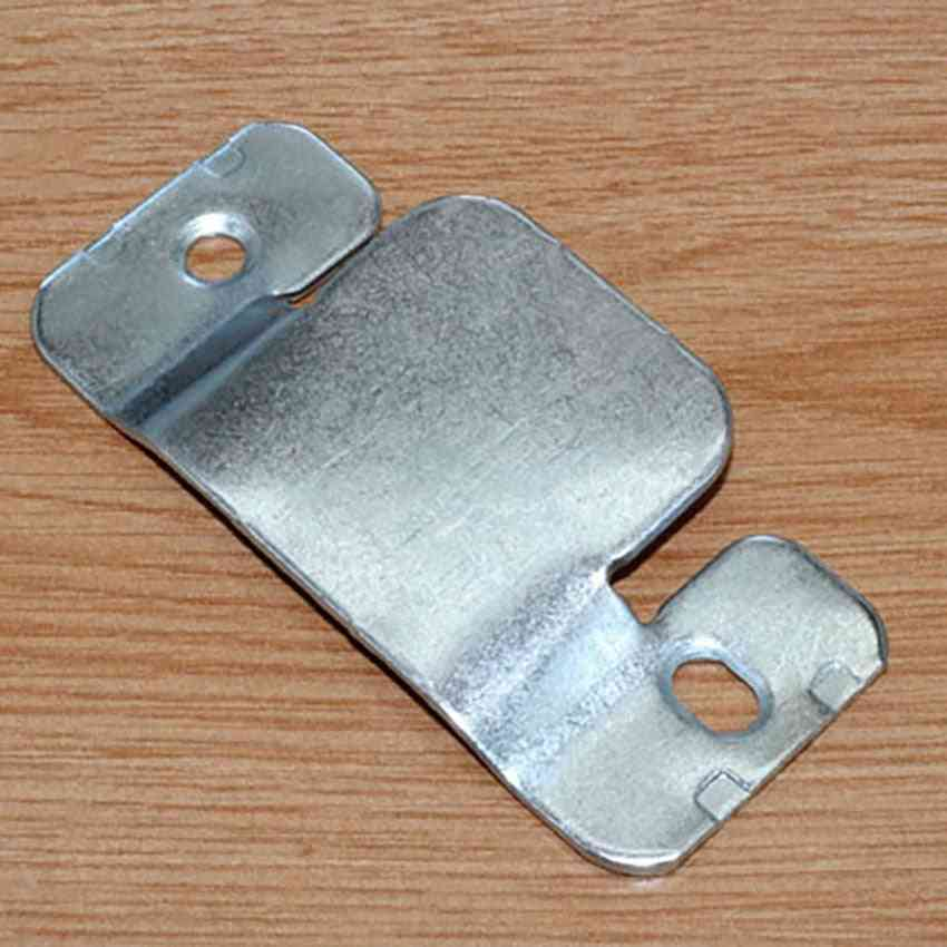 4pcs/lots Furniture Frames Sofa Connection Buckle Hing Double Hole