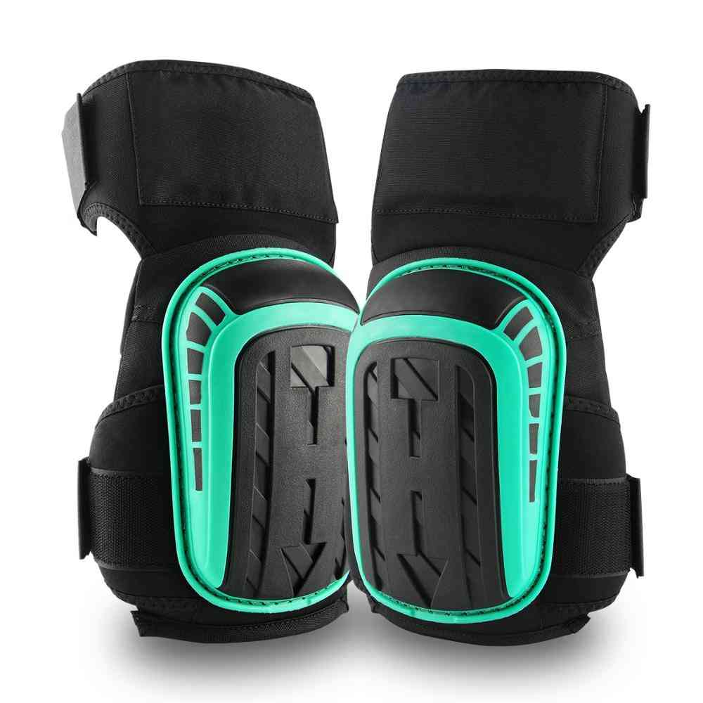 Professional Gel Knee Pads For Work Construction, Welding, Cleaning And Garage