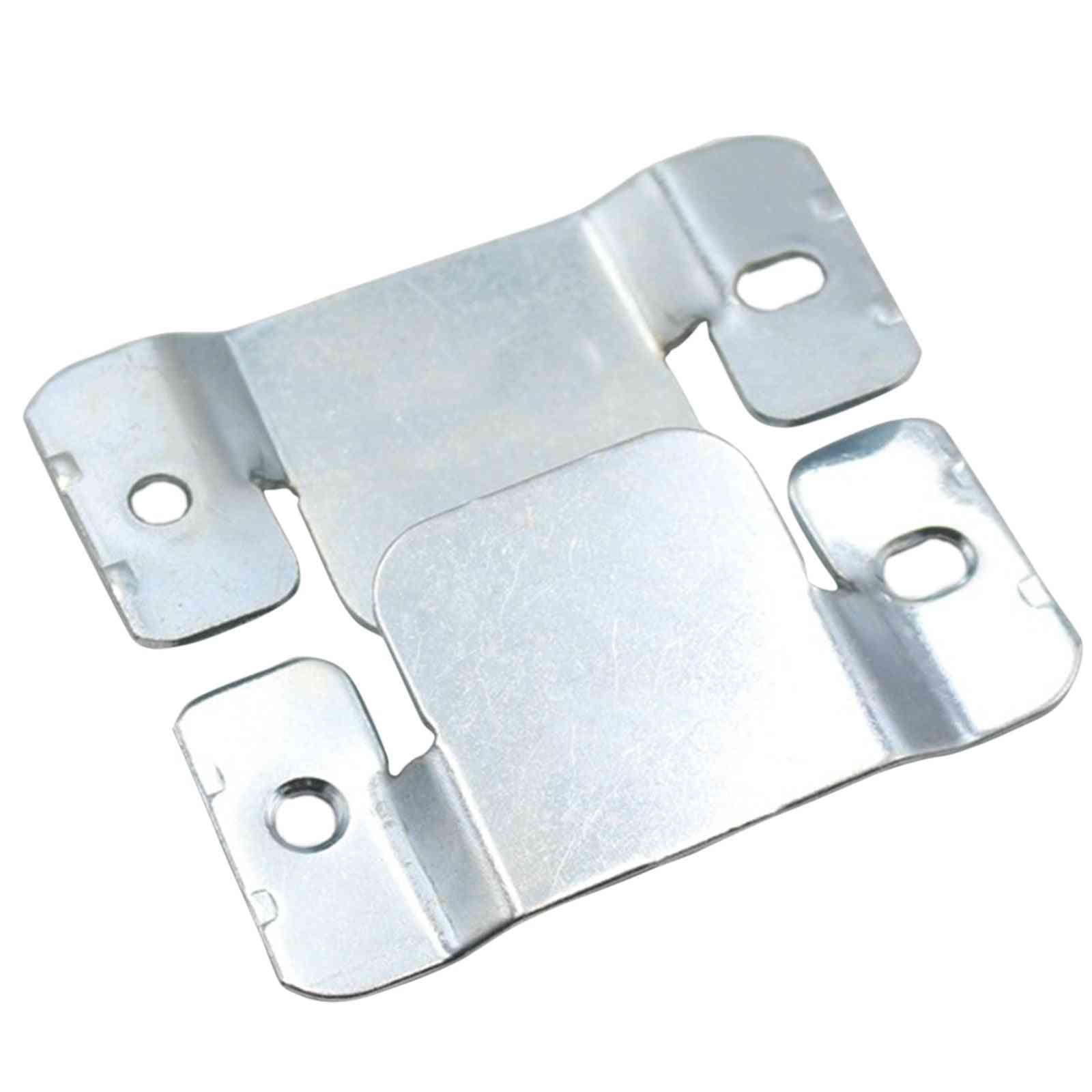 Couch Furniture Connector Metal Sofa Connector Bracket With Screws