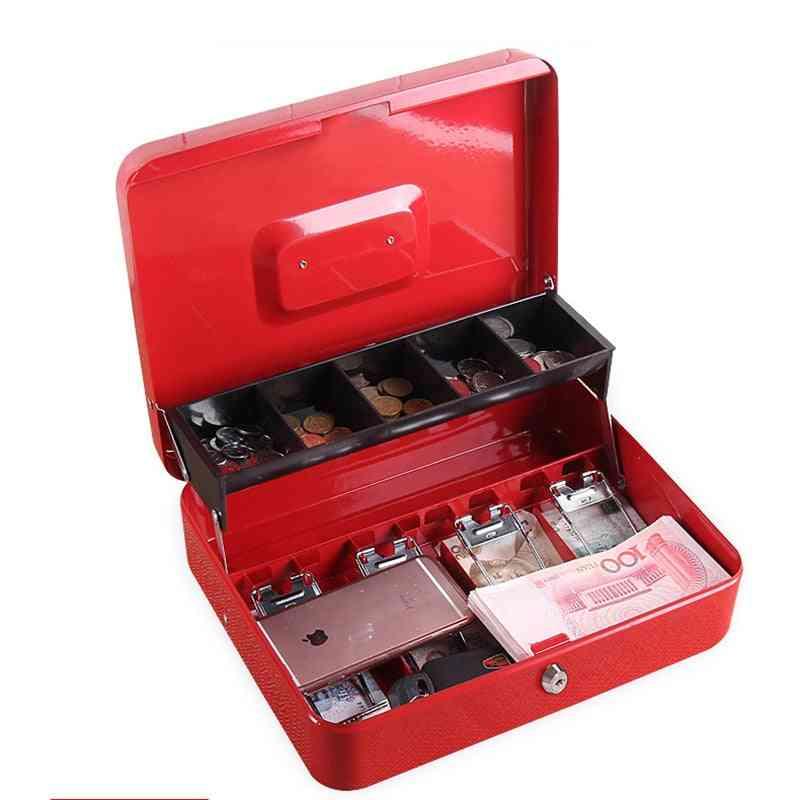 Cash Box For Safe Storage