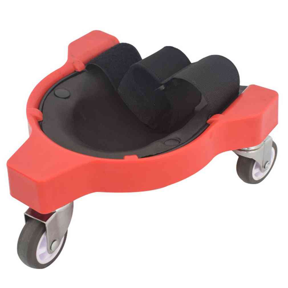 Rolling Knee Protection Pad With Wheel Built In Foam Padded