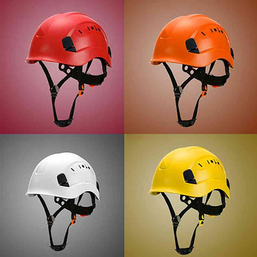 Adjustable Abs Climbing Helmet