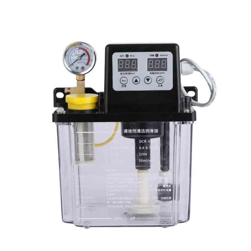 220v Cnc Electromagnetic Lubrication Pump