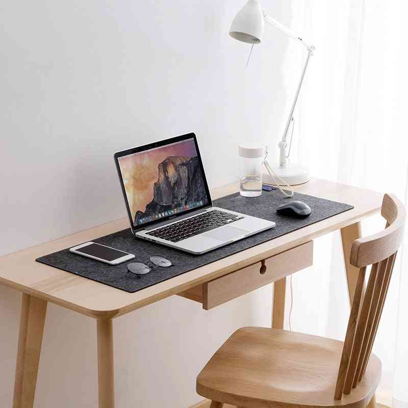Large Office Computer Desk Mat Table Keyboard Mouse Pad
