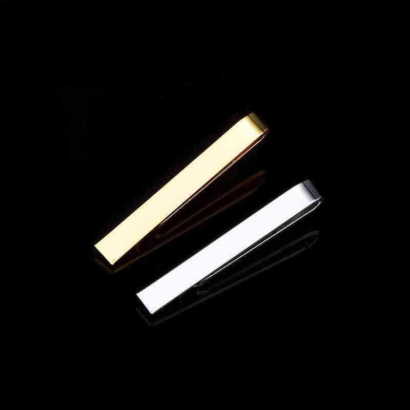Metal Simple Tie Clip
