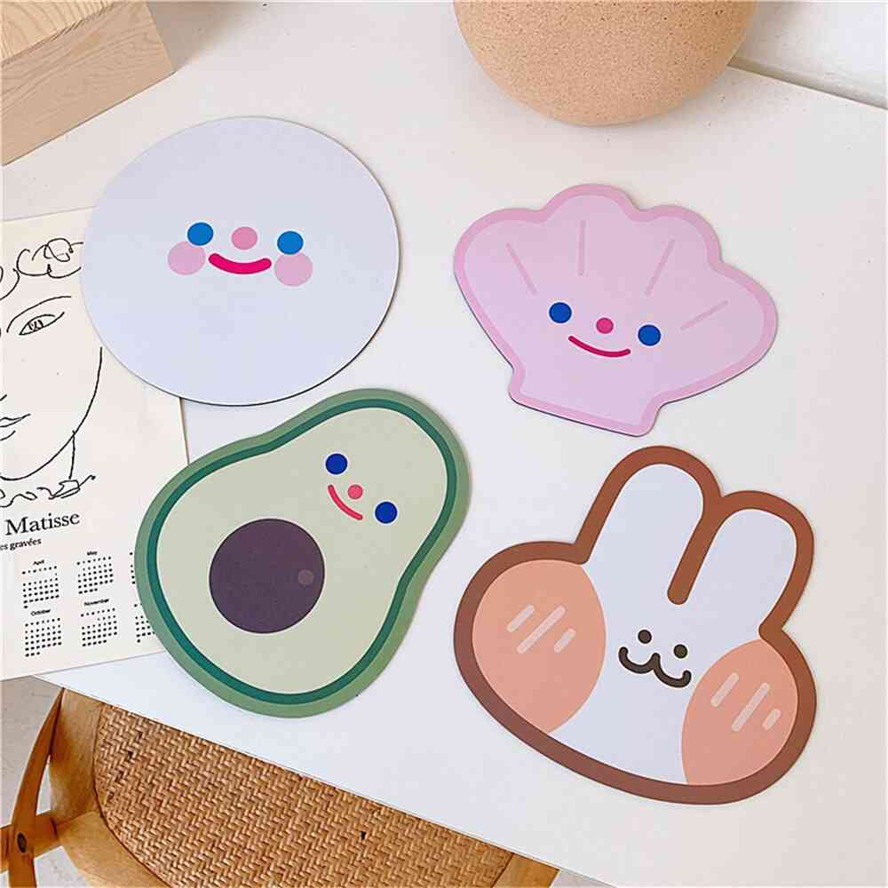 Dropshipping Cute Smile Cloud Mouse Pad