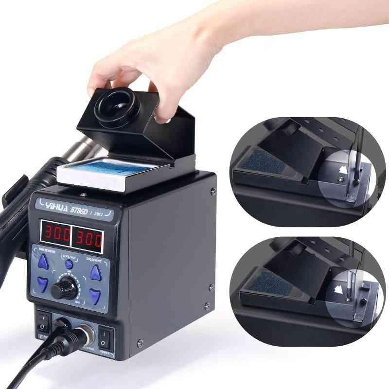 Rework Station Phone Repair Hot Gun Soldering Machine