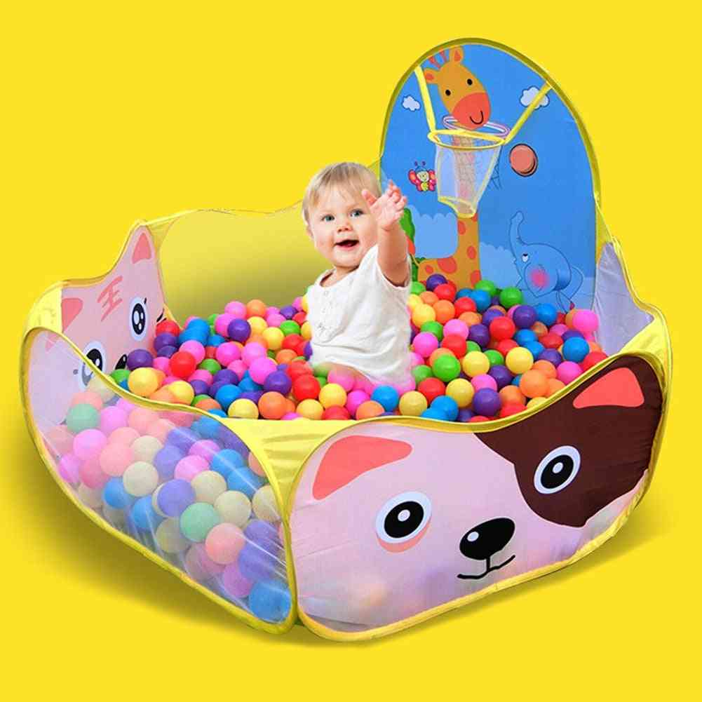 Play Tent Baby Ball Pool For