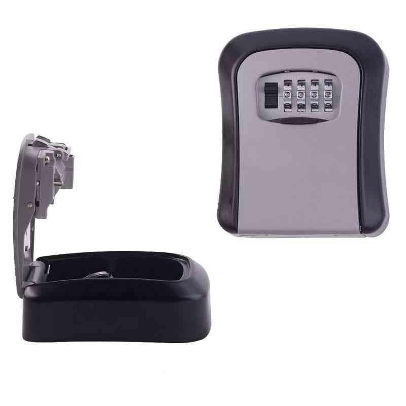 Security Door Lock With 4 Digit Storage Secret Box