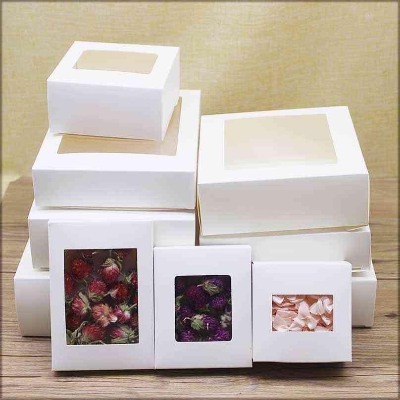 Window Jewelry Packing Box