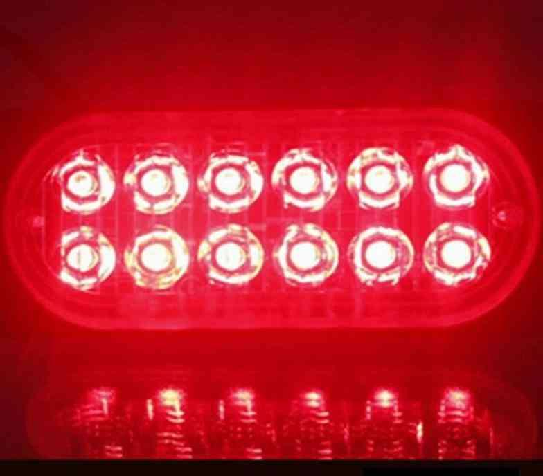 Car Body Warning Light 12 Led & Protect Side Edge Warning Light