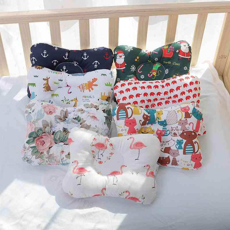 Baby Nursing Pillow Sleep Support Concave Cartoon Pillow.