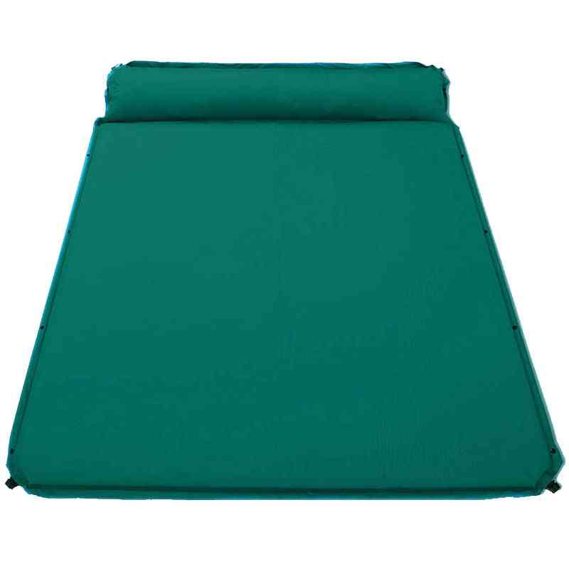 Outdoor Automatic Inflatable Tent Sleeping Mat.