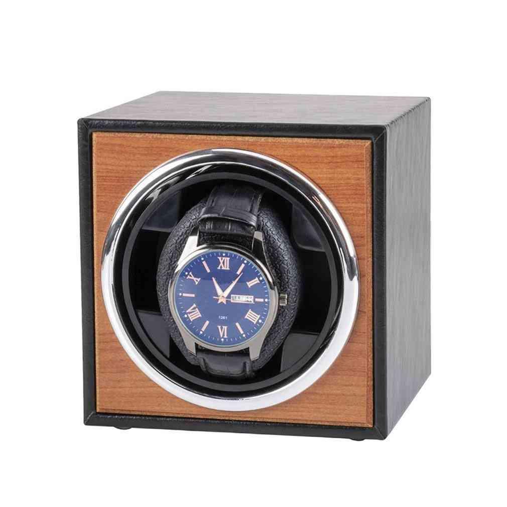 Mechanical Watch Winding Box