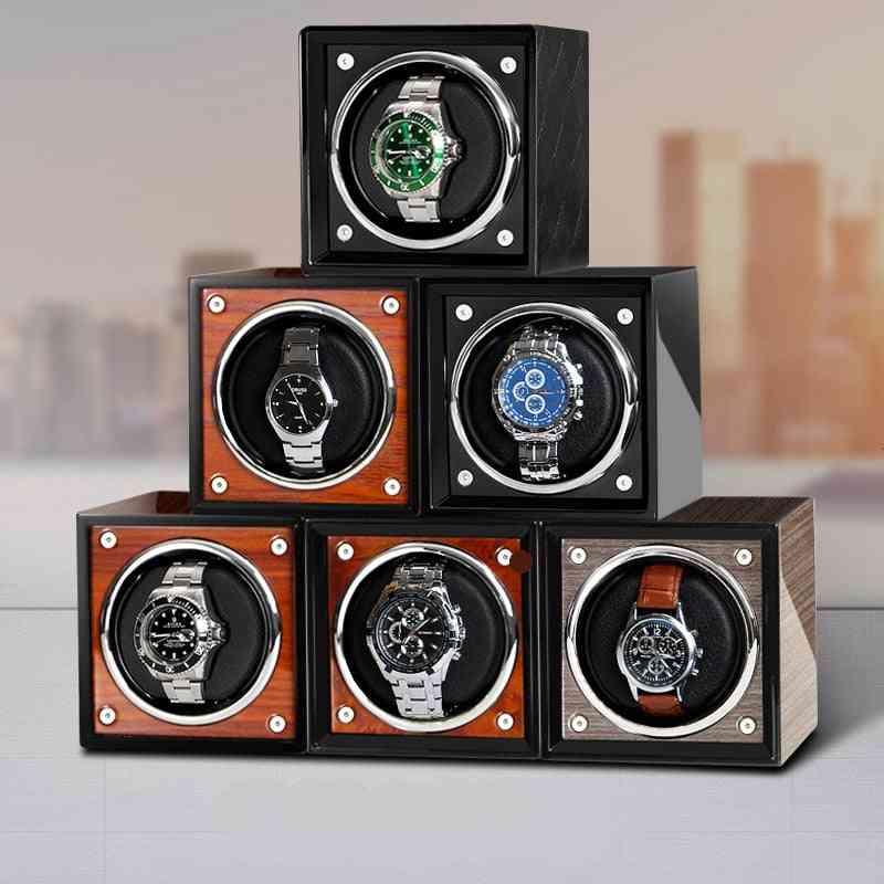 Single Wooden Watch Accessories Box