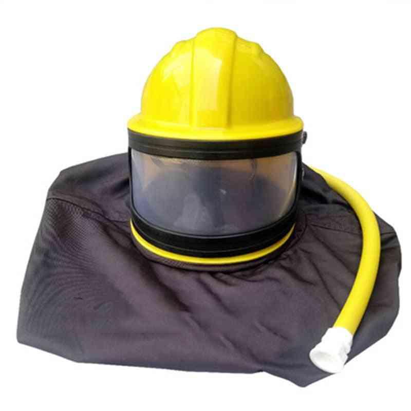 Sandblasting Helmet Safety Mask