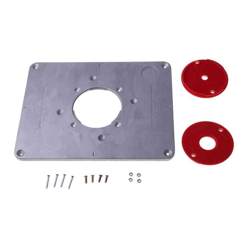 Router Table Insert Plate Trimmer