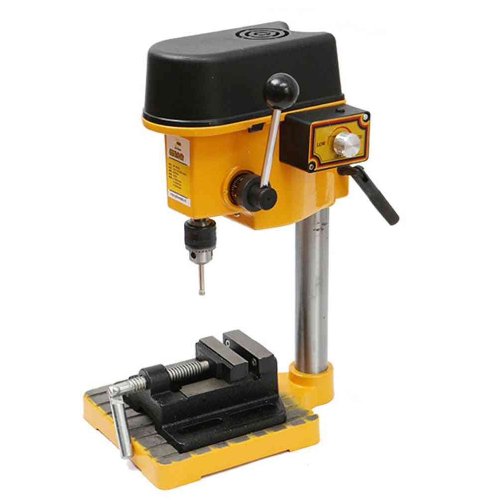 Mini Variable Speed Drill For Woodworking, Metalworking