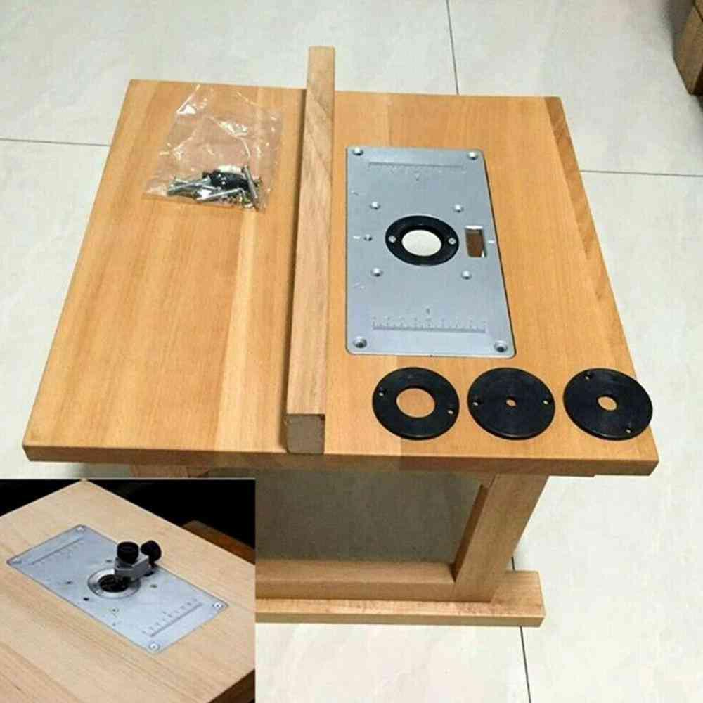 Multi Functional Aluminium Router Table