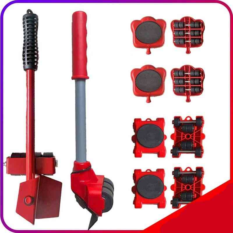 Portable Home Trolley Lift Furniture Mover Tool