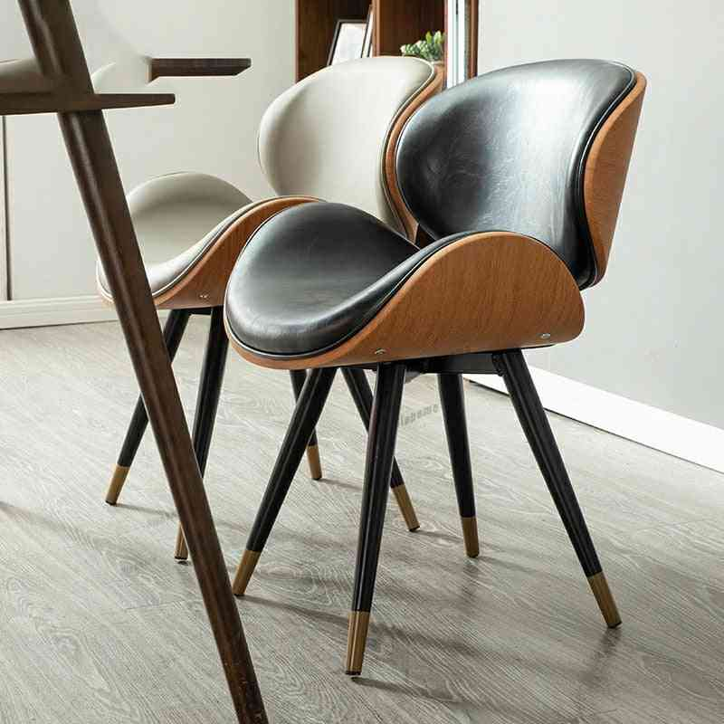 Nordic Dining Chair Kitchen Furniture