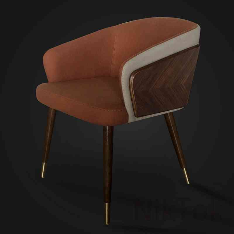 Modern Leisure Dining Chairs