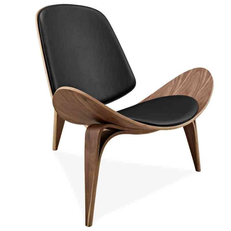 Hans Style Three-legged Shell Chair
