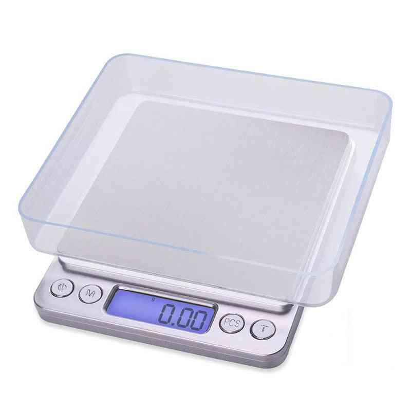 Mini Pocket Case Postal Jewelry Weight Gram Balanca Food