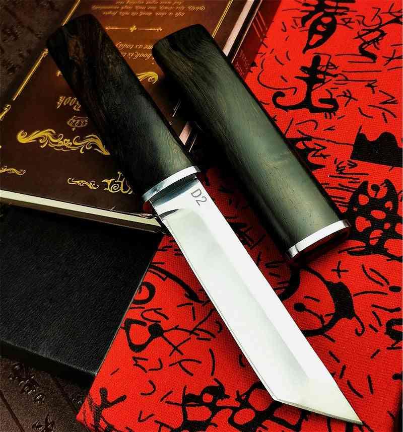 Steel Jungle Rescue Knife,