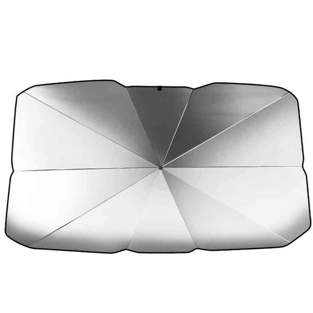 Car Sunshade Interior Front Window Sun Shade Cover