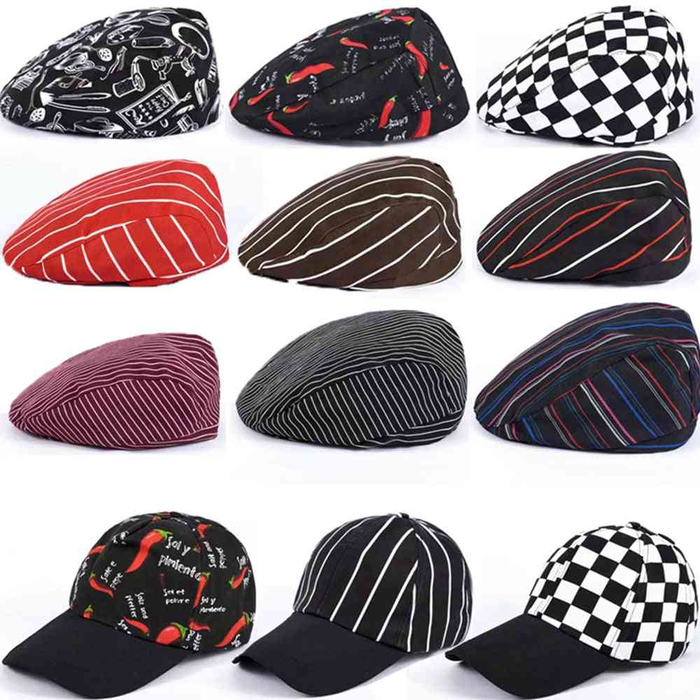 High Quality Chef Hotel Restaurant Casual Suave Chef Hats
