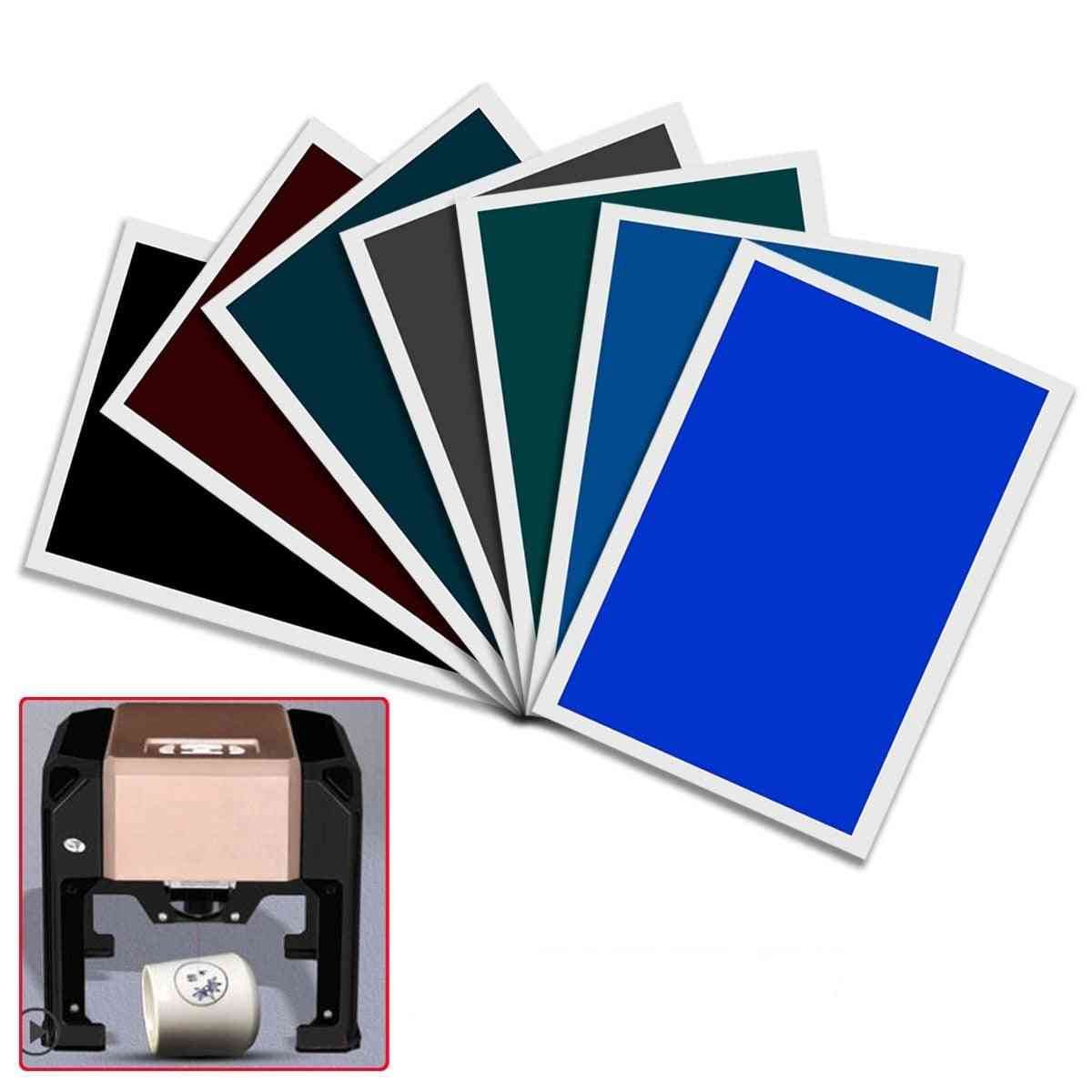 Ceramic Laser Paper For Cnc Laser Engraving Machine