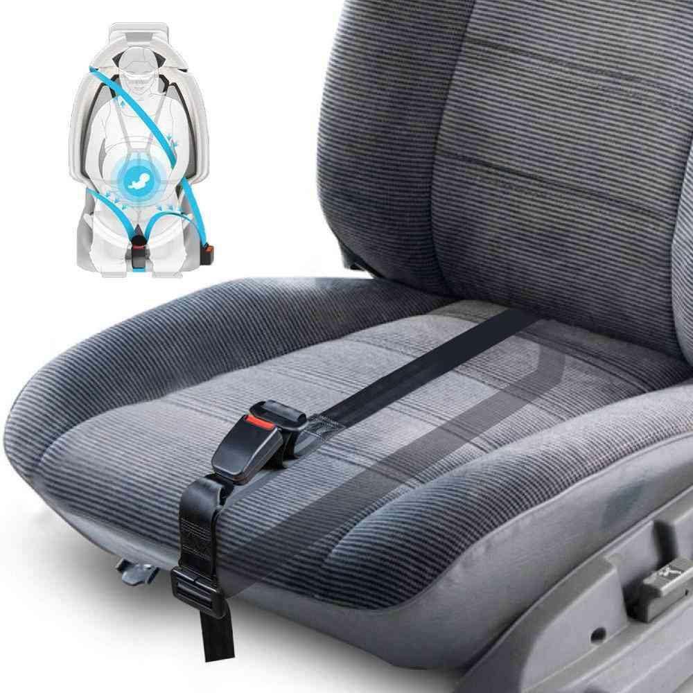 Pregnancy Seat Belt Adjuster,comfort And Safety For Maternity Moms Belly.