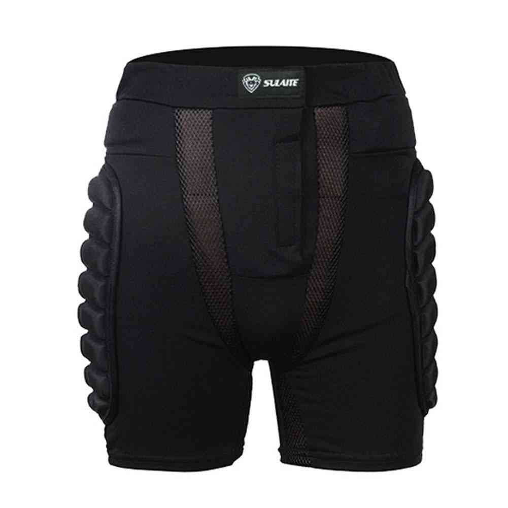 Unisex Motocross Protective Shorts, Gear Hip Butt Pad, Mtb Bike Armor For Outdoor Extreme Sports, Ski Snowboarding, Protect