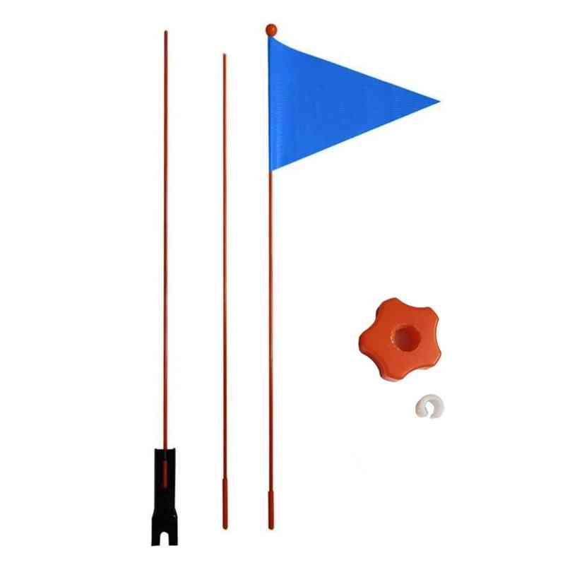 Safety Pennant Divisible Bicycle Flag For And, Cycling Balance Bike