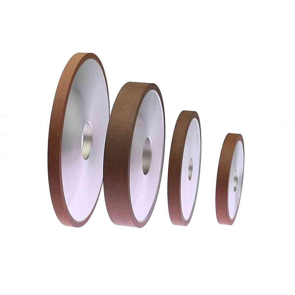 Flat Diamond Abrasive Grinding Wheel For Glass Jade Cbn Grinding